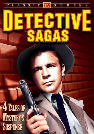 DETECTIVE SAGAS:TIGER AT NOON/CONTEST (DVD)